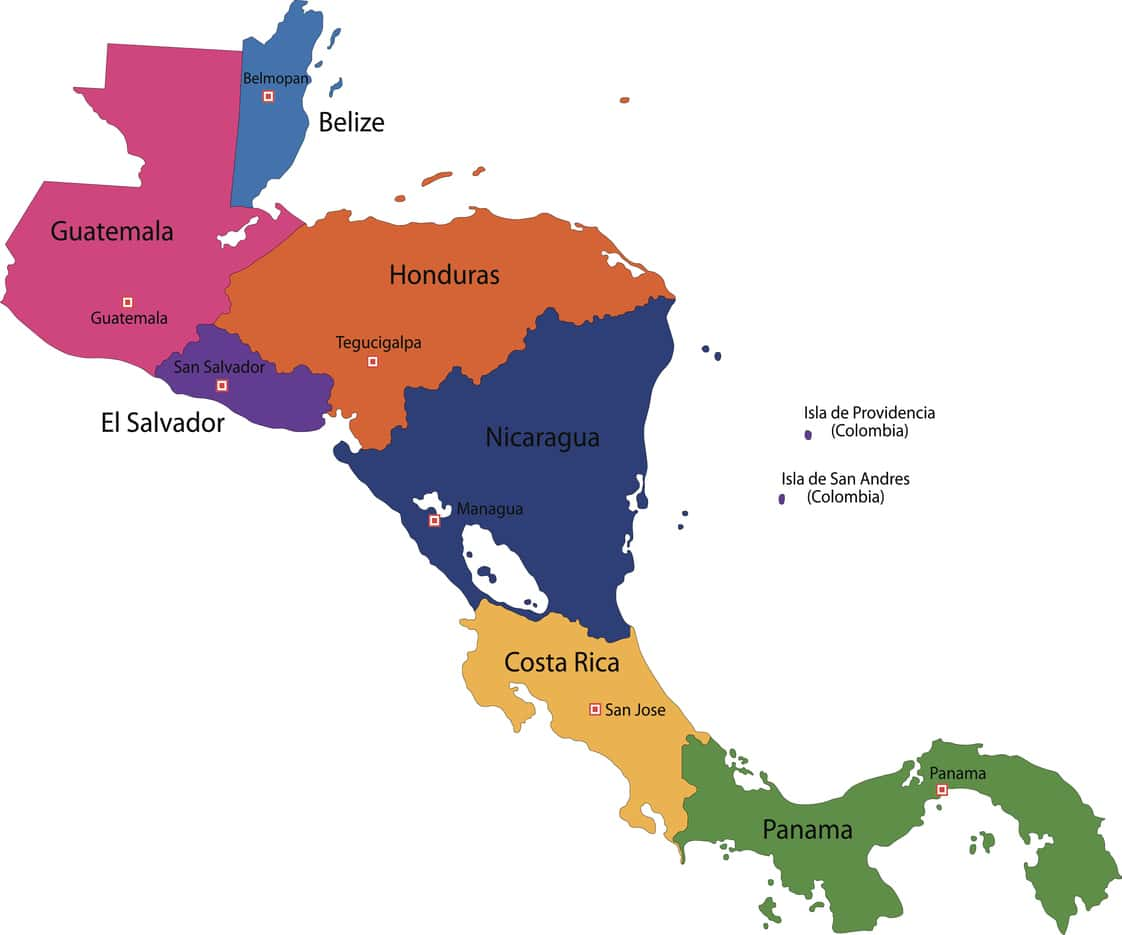 The major differences between Costa Rica and Nicaraguas political